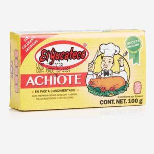 Achiote – pasta – 100 gr.